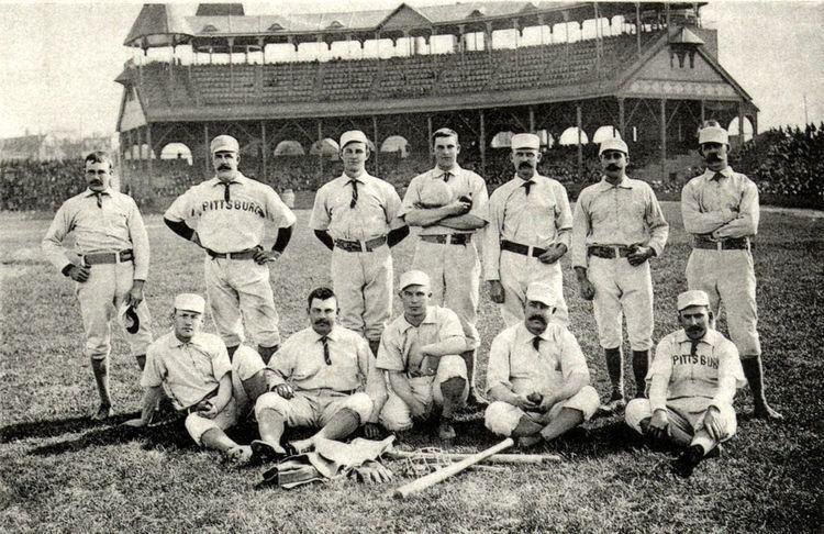 1888 Pittsburg Alleghenys season