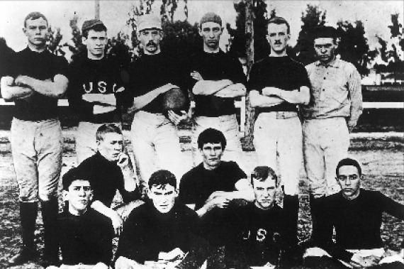 1888 USC Methodists football team