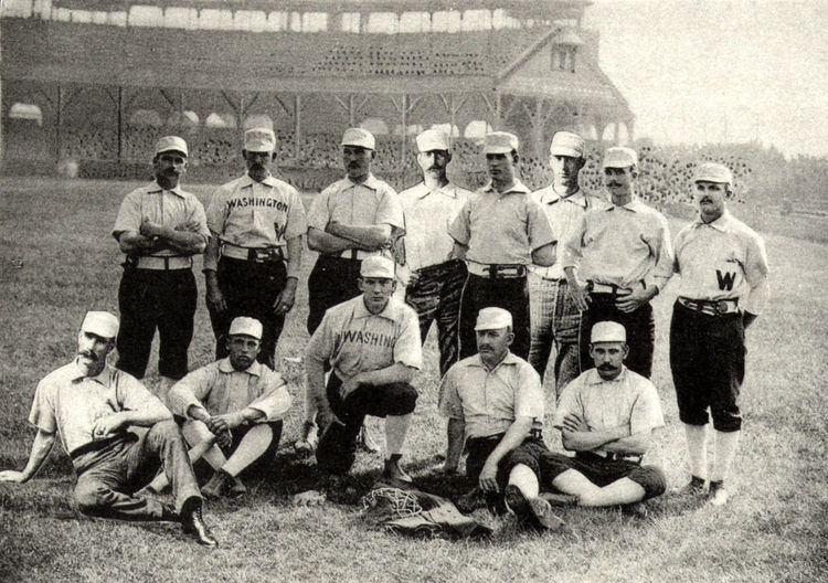 1888 Washington Nationals season
