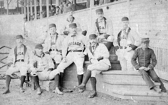 1889 Chicago White Stockings season