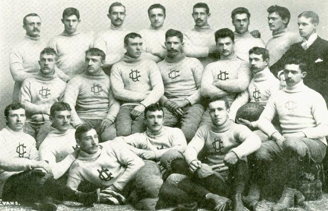 1889 Cornell Big Red football team