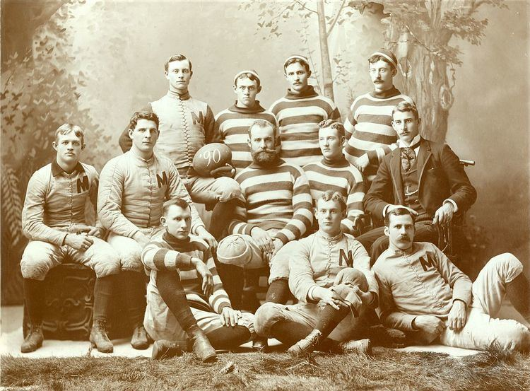 1889 Michigan Wolverines football team