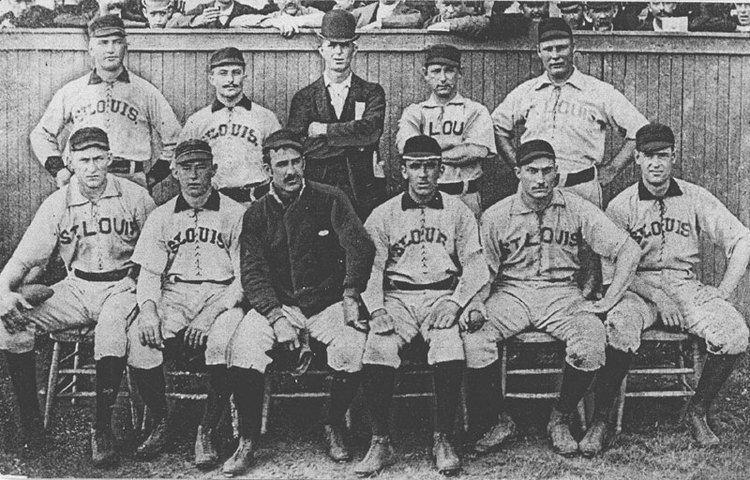 1889 St. Louis Browns season