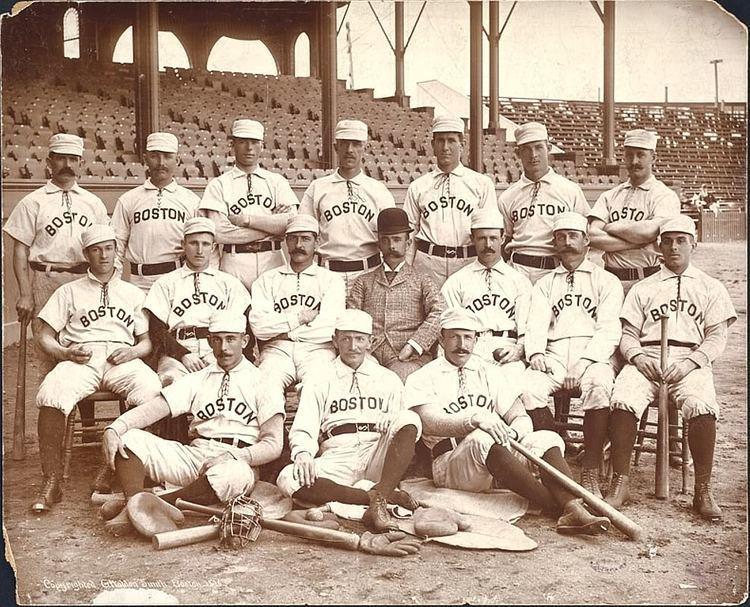 1890 Boston Beaneaters season