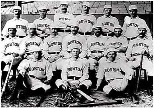 1890 Boston Reds season