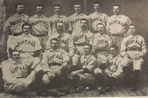 1890 Buffalo Bisons season