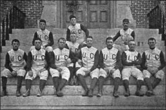 1890 Colorado Silver and Gold football team