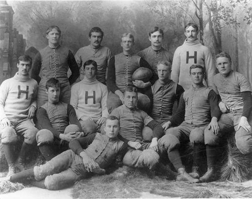 1890 Harvard Crimson football team