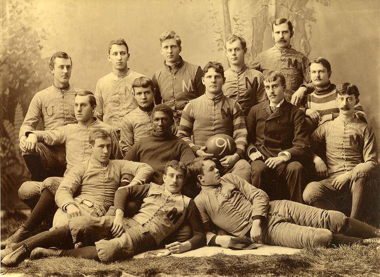 1890 Michigan Wolverines football team
