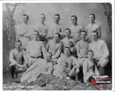 1890 Nebraska Old Gold Knights football team