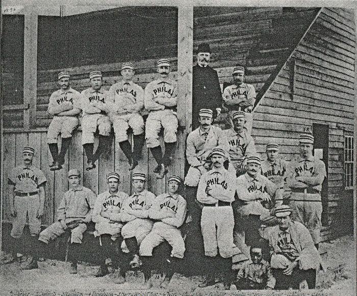 1890 Philadelphia Phillies season