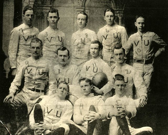 1890 Vanderbilt Commodores football team