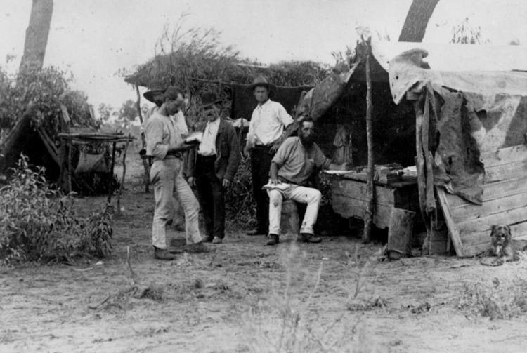 1891 Australian shearers' strike