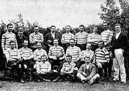 1891 British Lions tour to South Africa