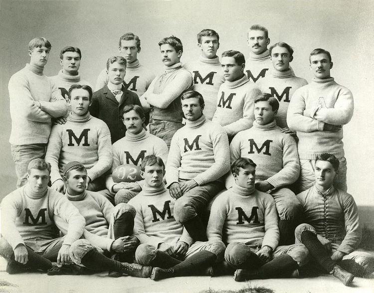 1891 Michigan Wolverines football team