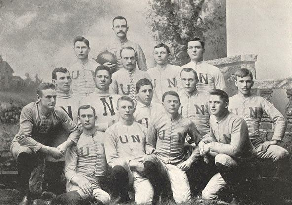 1891 Nebraska Old Gold Knights football team