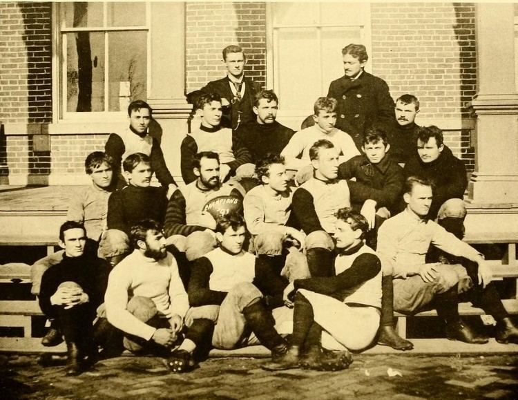 1891 Purdue football team