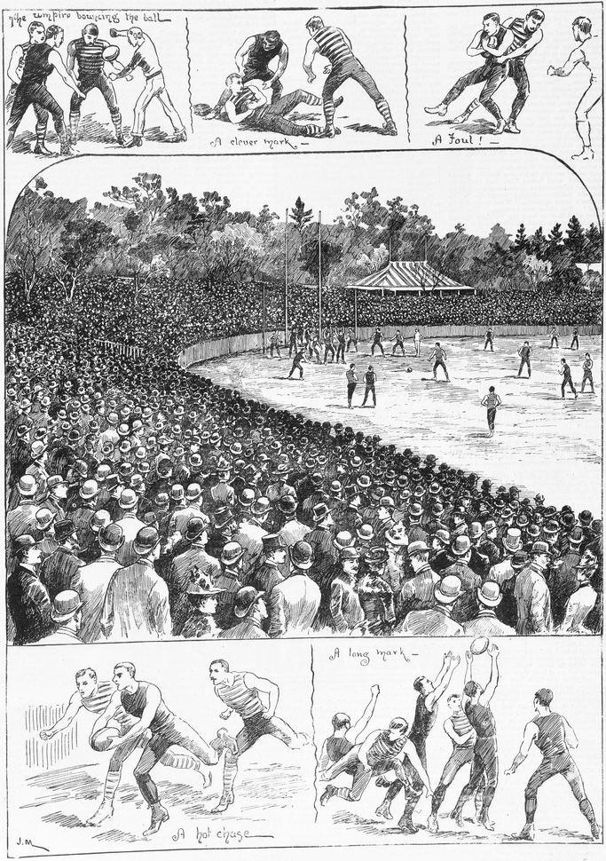 1891 VFA season