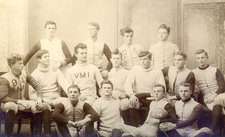 1891 VMI Keydets football team