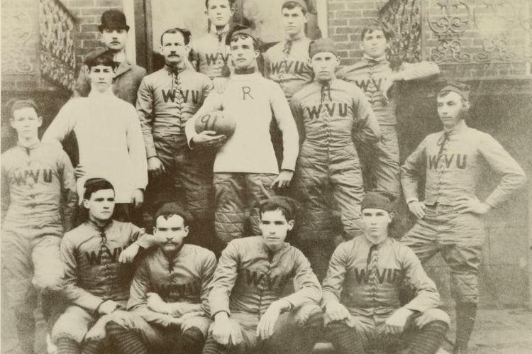 1891 West Virginia Mountaineers football team