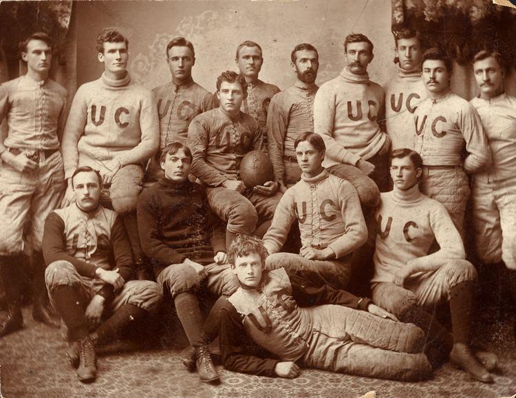 1892 Chicago Maroons football team