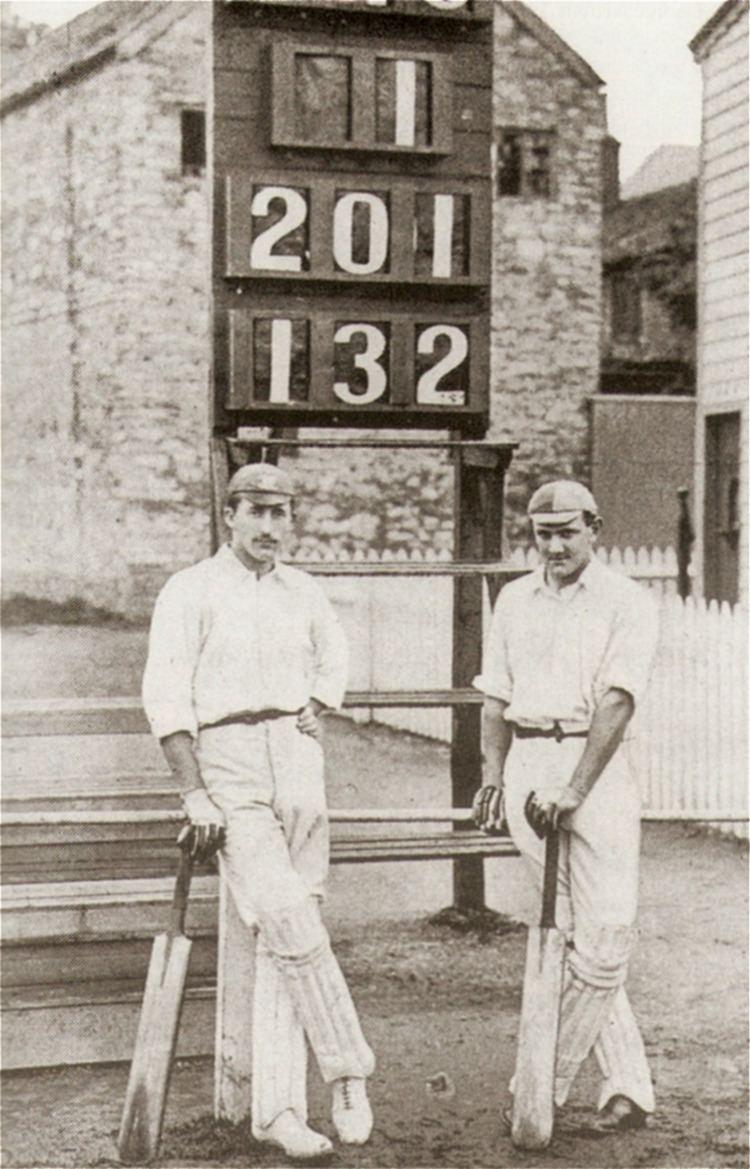 1892 English cricket season