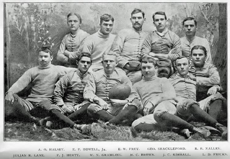 1892 Georgia Bulldogs football team