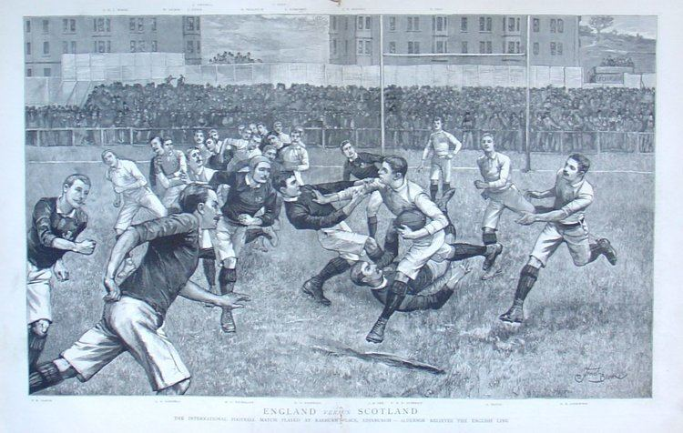 1892 Home Nations Championship