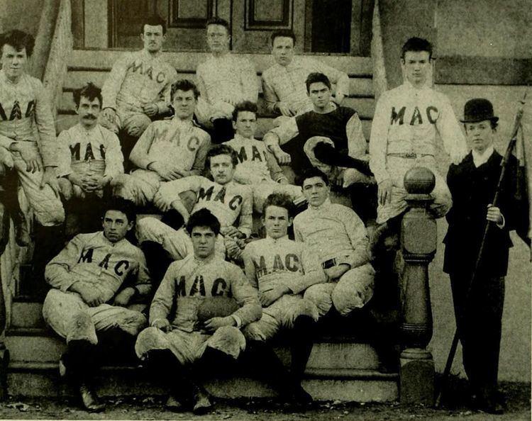 1892 Maryland Aggies football team