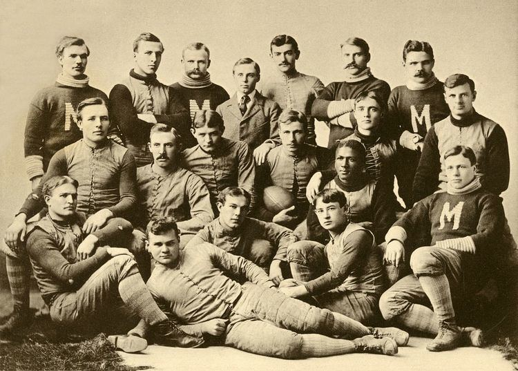 1892 Michigan Wolverines football team