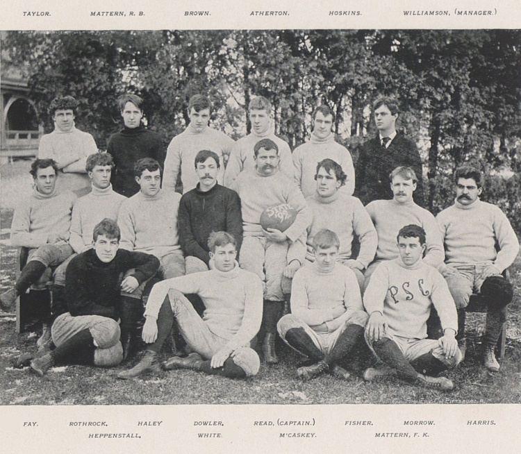1892 Penn State Nittany Lions football team
