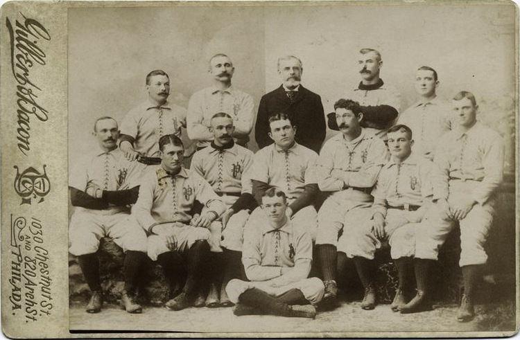 1892 Philadelphia Phillies season