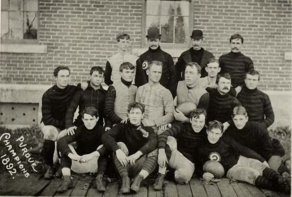 1892 Purdue Boilermakers football team