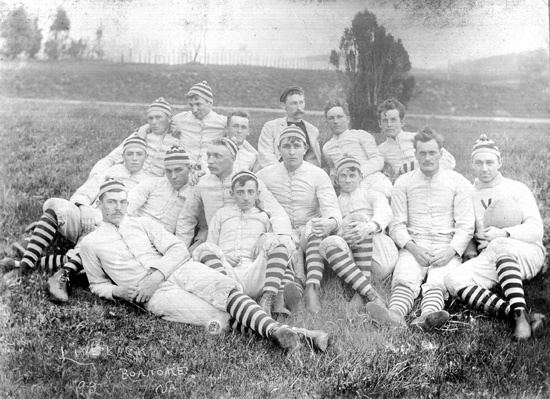 1892 VAMC football team