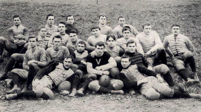 1892 Vanderbilt Commodores football team