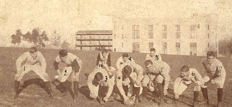 1892 VMI Keydets football team
