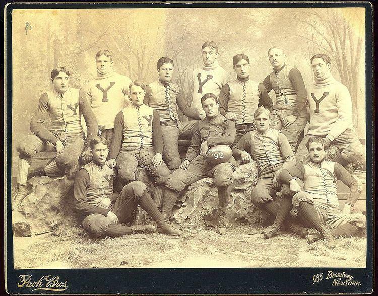 1892 Yale Bulldogs football team