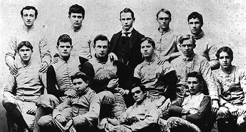 1893 Boston College Eagles football team