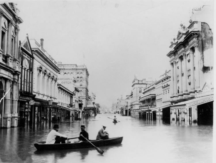 1893 Brisbane flood
