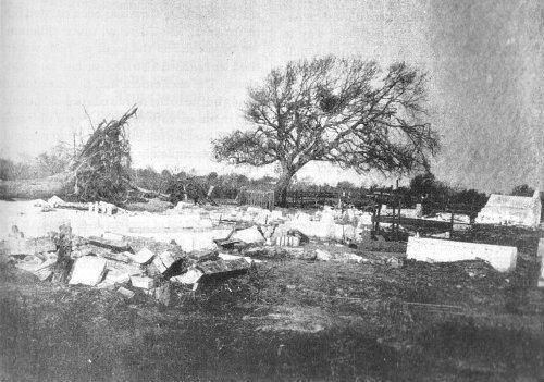 1893 Cheniere Caminada hurricane NOCheniereCaminada
