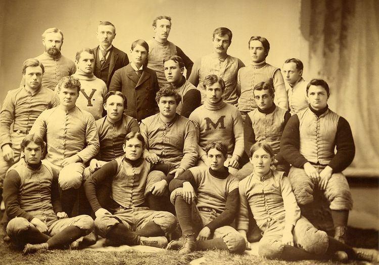 1893 Michigan Wolverines football team