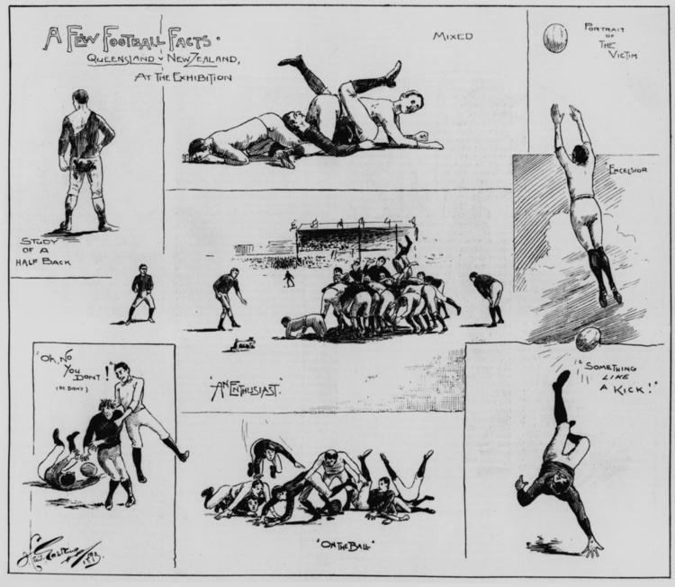1893 New Zealand rugby union tour of Australia