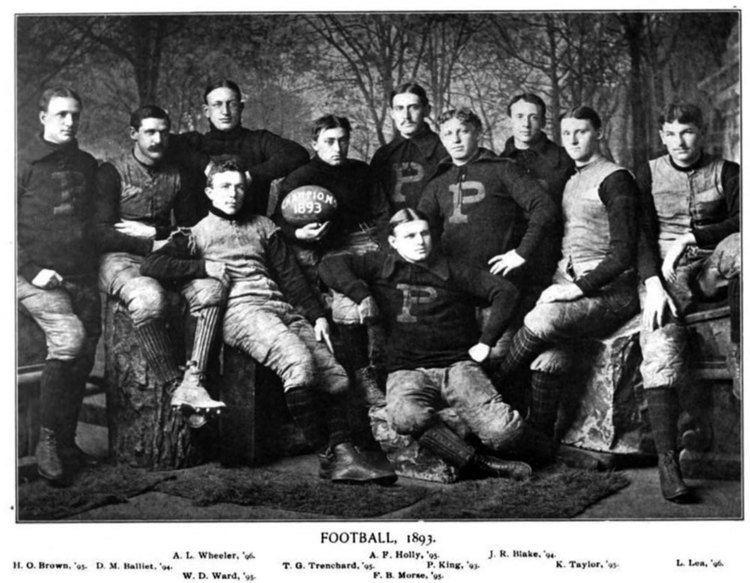 1893 Princeton Tigers football team