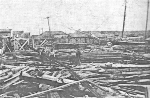 1893 Sea Islands hurricane 1893 August 27 Cyclone