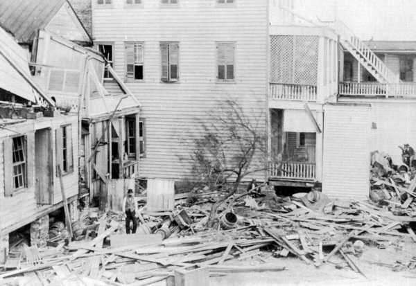 1893 Sea Islands hurricane The Sea Island Hurricane of 1893 4th deadliest in US history