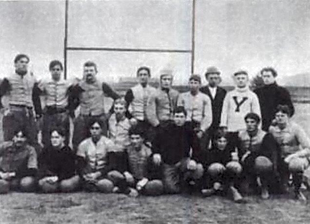1893 Stanford football team