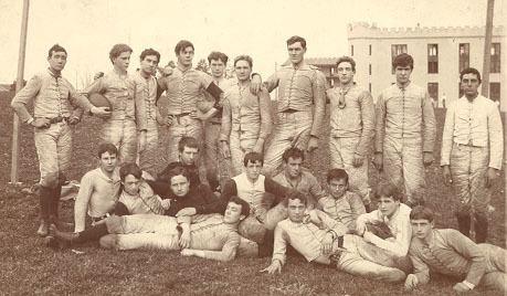 1893 VMI Keydets football team