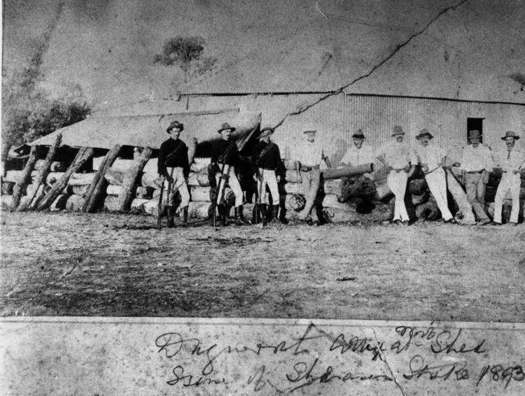 1894 Australian shearers' strike