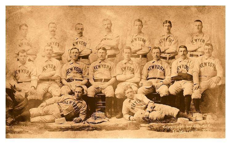 1894 New York Giants season