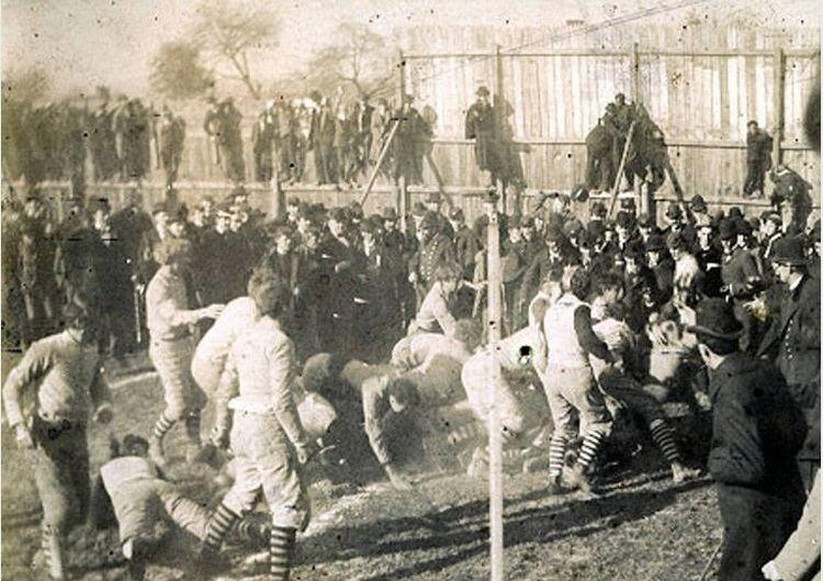 1894 VAMC football team